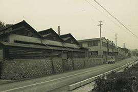 昭和46年 工場全景