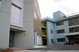 新工場竣工当時